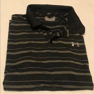 Under Armour Men HeatGear Regular Polo